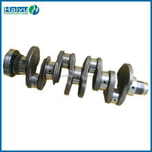 high quality construction machinery used diesel engine crankshaft