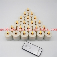 Rechargeable Flameless Tea Candle Light Wholesale