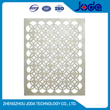 Rich Color And Design Metal Perforated Curtain Wall Carved Engraved Panel