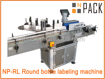 Sticker One side vertical labeling machine
