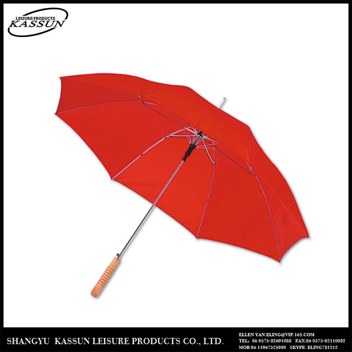 Chinese factory high fashion golf umbrella.