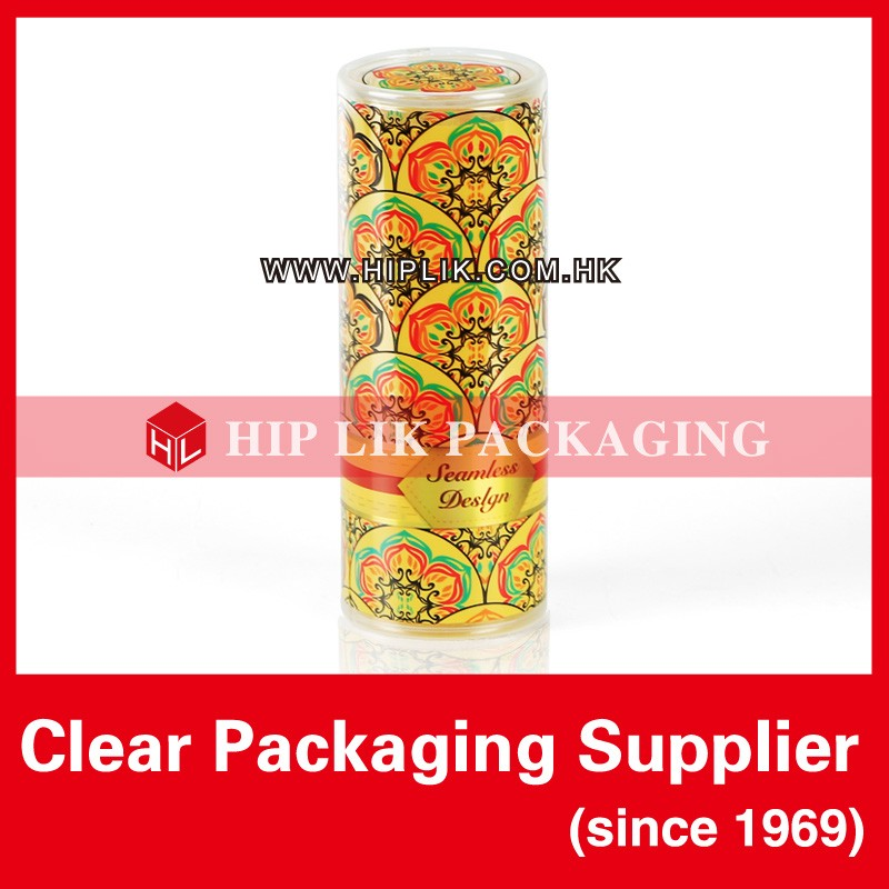 Plastic Clear tube Packaging