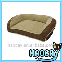 Luxury Soft Pet Sofa Beds For Dogs