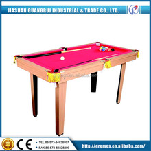 Top 48inch carom billiard 8 pool table , star billiard table