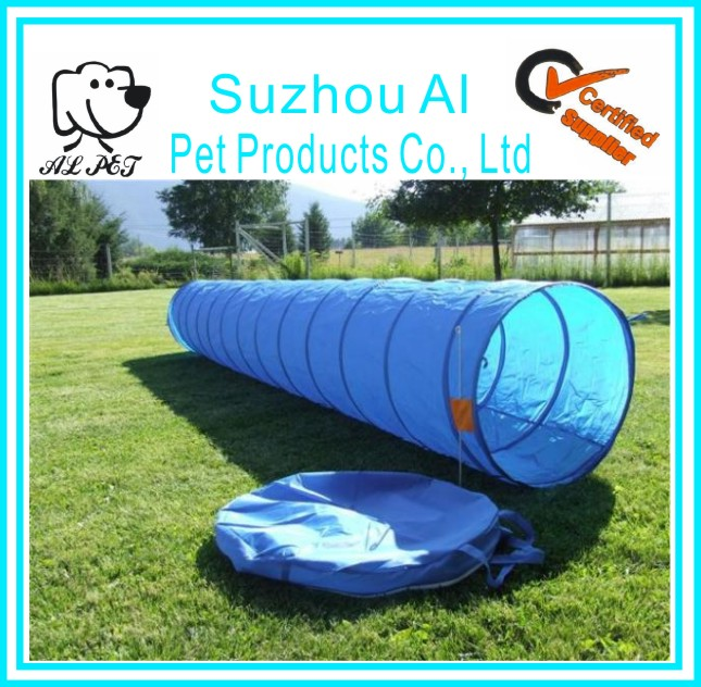 Small Medium Dogs Training Play Tunnels Pet Large Obstacle Course Toy Round Dog Agility Tunnel