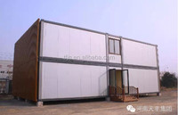 Unique Designed Large Space Accommodation Container House with SGS Certificated