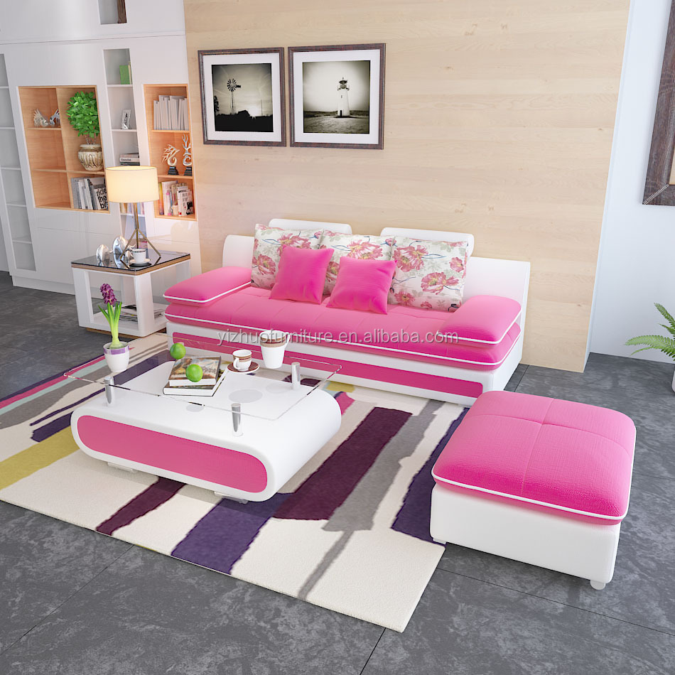 foshan factory directory sale classic cheap small pink <strong>sofa</strong>