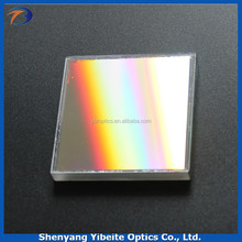 YBT Manufacturer High Diffraction Efficiency Plane Holographic Blazed Grating