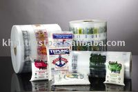 PE Form Fill Seal Auto Packing Film
