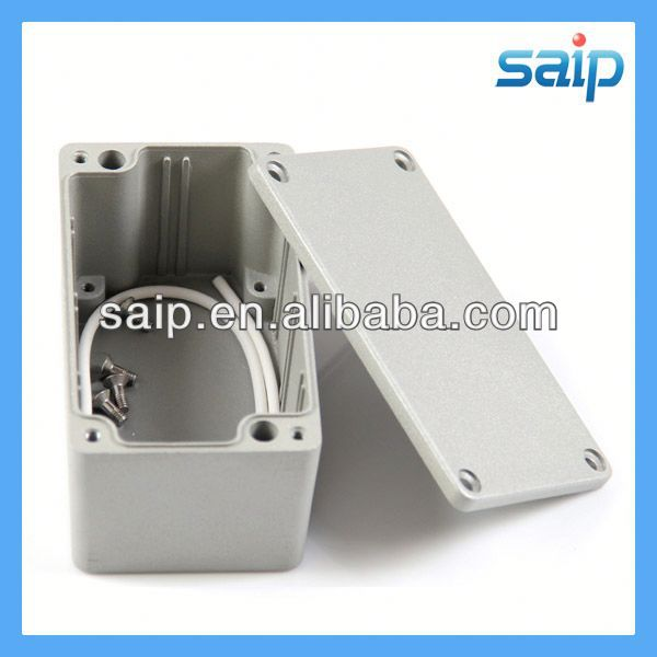 Hot sale waterproof aluminum box aluminum grooming box