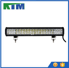 Hot sale 25inch 162W 6000K led work light bar with brackets