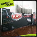 Portable Advertising Pop Up Display Exhibition Stand