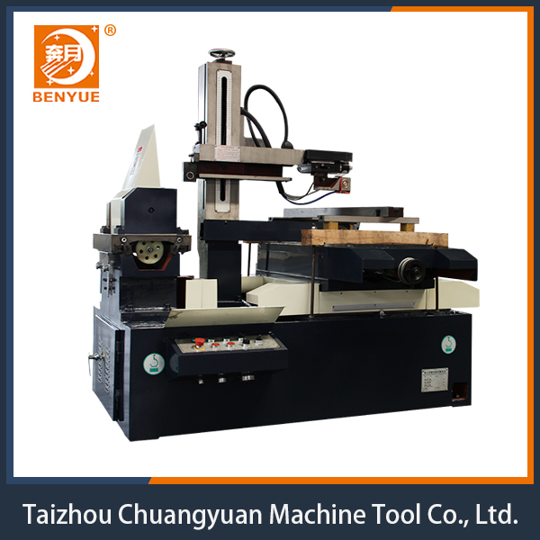 Max cutting speed 180mm2/min DK7763CB CNC wire cutting machine or wire cut EDM manufactures