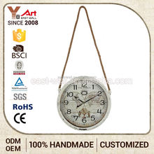 Factory Direct Price Brand New Design Custom Fitted Wall Clock For Elderly