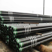 API5CT Seamless Steel Casing Pipe/OCTG Oilfield Piping / J55/K55/N80/L80/P110/Q125/T95.