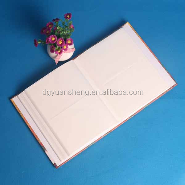 yuansheng factory custom cardboard business card holder album pp