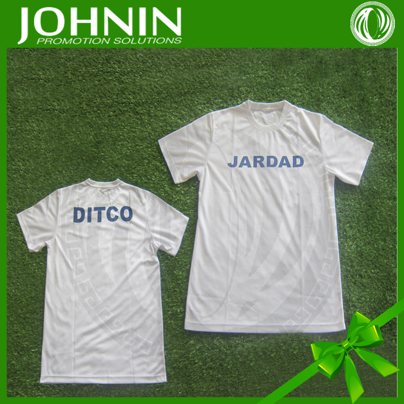 hot sales customized export use cheap price high quality two sides printing polyester cotton t shirt
