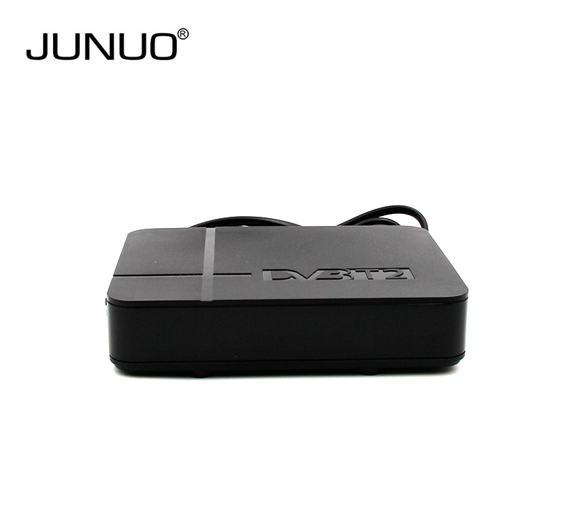 2016 Factory Directly Supply TV Receiver DVB-T2 Set Top Box Free To Air Plastic Case DVB-T2