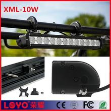 Promotional! Single Row C-REE XML 120W off road 24 inch rechargeable led light bar
