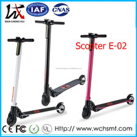 High-Quality 5 Inch Waterproof Foldable Carbon Fiber Smart Electric Mobility Scooter For Adults