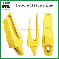China wear resistance excavator 25S bucket teeth for sale