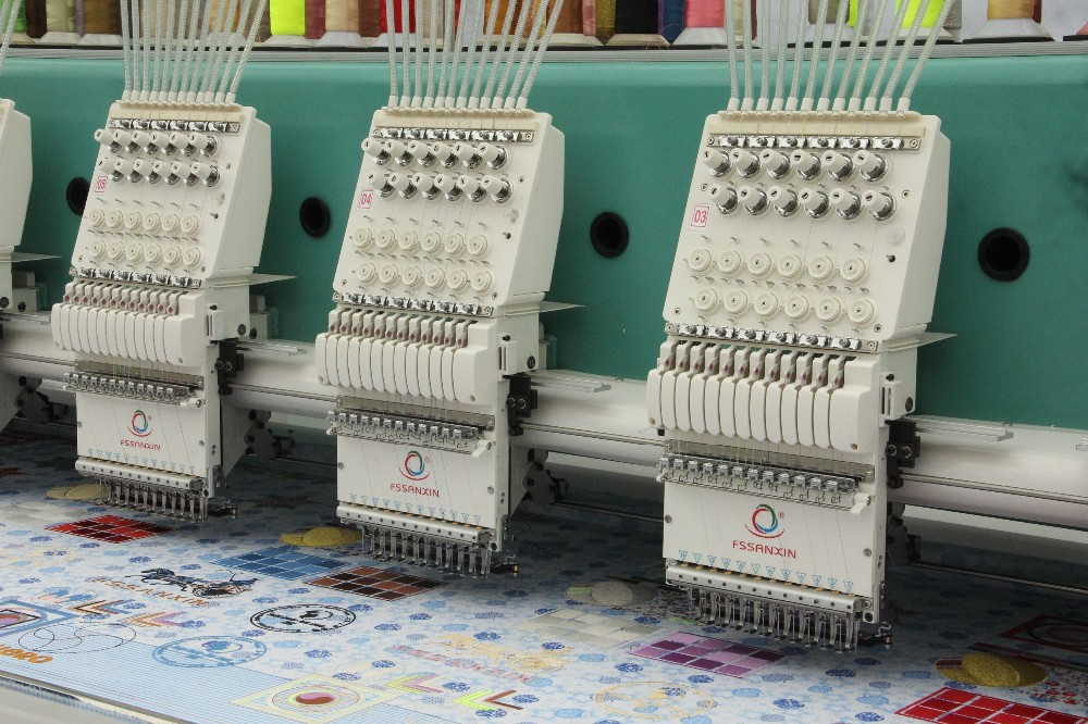 2016 Newest computerized multi head embroidery machine with free embroidery design.JPG