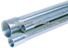 IMC pre-galvanized electrical conduit tube/pipe Class 3/intermediate metal conduit