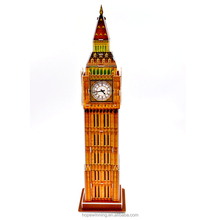 World famous Big Ben architecture 3d Foam Architecture puzzle