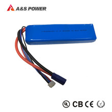 8043150 45C high discharge rate 4500mah 11.1 rc lipo battery with connector