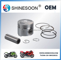Best selling Motorcycle Engine Piston Pin Piston Kit for GY6-50