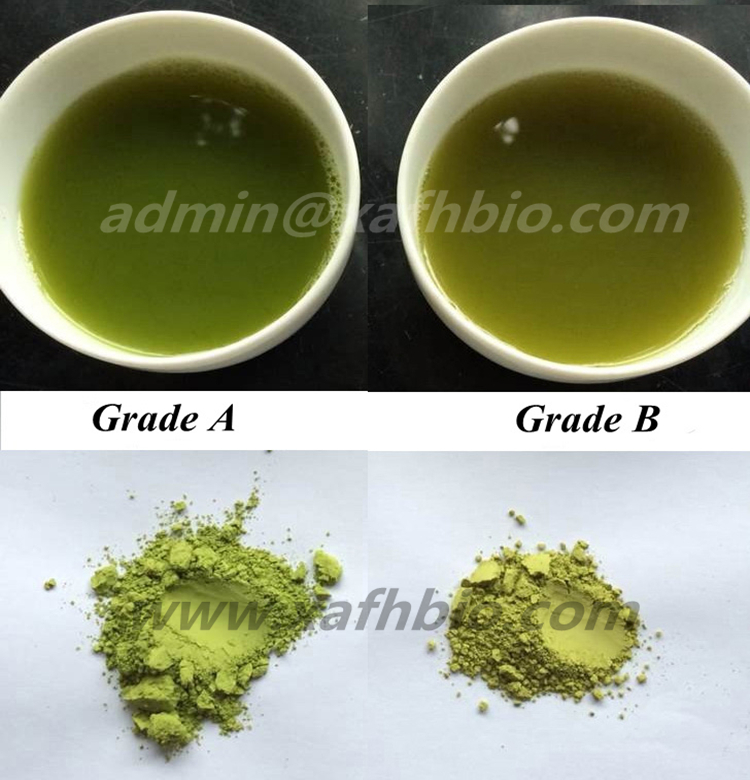 2016 Certified Organic Matcha Green Tea Powder, Organic Matcha