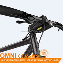 New arrival Omni X1 smart GPS tracker, navigation, locating app for bicycle