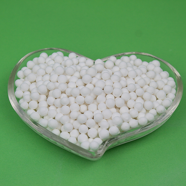 High Quality Desiccant Activated Alumina bead in shanghai manufacture
