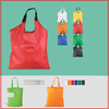 Bag and Travel 190T Polyester Foldable Shopping bag with Zip Bag