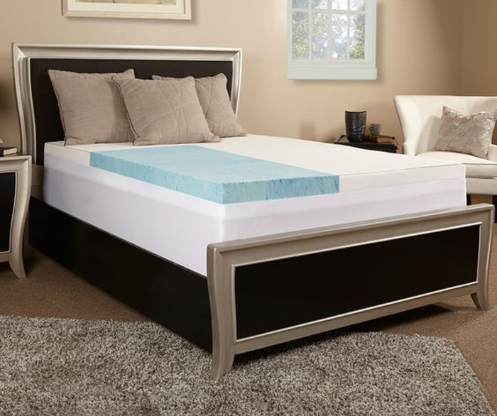 Memory Foam Cool Comfortable Custom Supportive Sleep Bedroom Queen Size Mattress