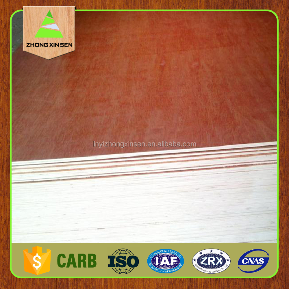 Factory price pallets packing grade plywood