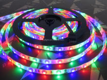 3M Adhesive Hot Sale 8mm or10mm Wide Rich Color 3528 white flexible smd led strip