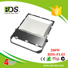 Most powerful 120lm/w factory supply led flood lights 200w led