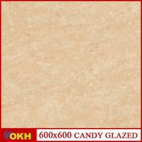 foshan excellent quality fashion semi polished porcelain tile
