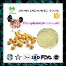 Hot selling soy isoflavones / soybean lecithin soybean extract / soybean phosphatidylcholine for health