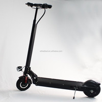 adult electric kick scooter cheap folding 2 wheel human transport vehicle