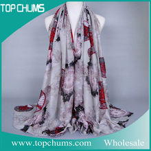 Holiday sales promotion popular series spanish flamenco manton shawl,scarf rings