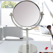Newest selling double side black bronze table decorative smart mirror