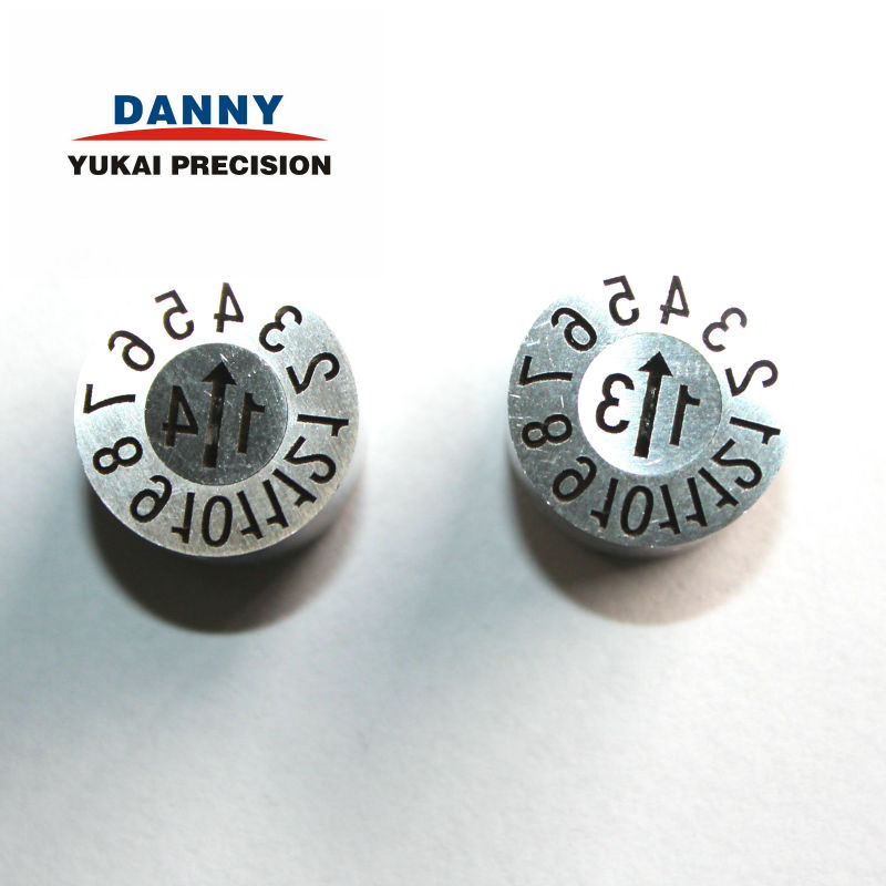 High precision Date Marked Pin Sets For plastic injector mold