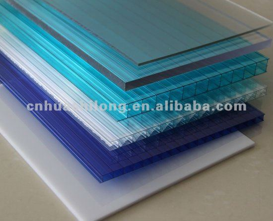 Hollow Polycarbonate Sheet, Manufacturer offer