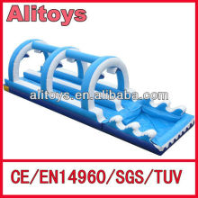 Aqua inflatable slide way for sale