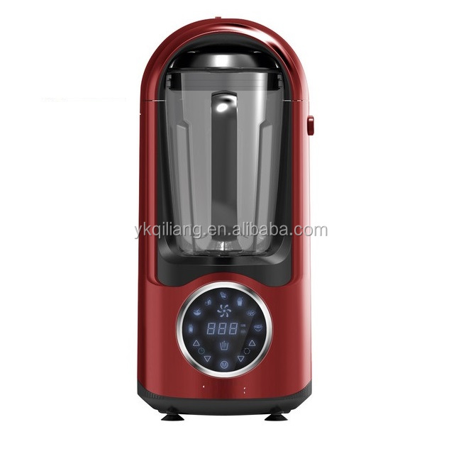 Touchpad 600W Electric Vacuum Blender with Stainless Blade
