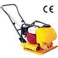 15KN / 5.5hp Gasoline robin ey20 used wacker vibrating plate compactor for sale