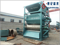 TCTL tantalum-niobium ores machine belt magnetic separator for indonesia