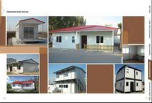 Prefabricated & Steel, Bullet - Fire Resist, Low Cost Buildings, Shelters, Containers, Structures of Temporary, Permanent
